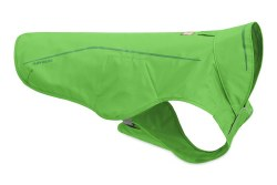 Ruffwear - Sun Shower Rain Jacket - Meadow Green - XXS