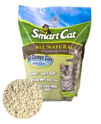 Smart Cat Grass Clumping Litter - 5lb