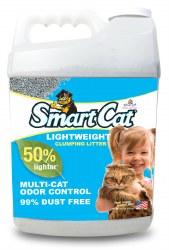 Smart Cat Lightweight Clumping Litter - 10lb