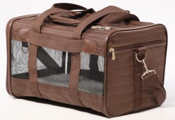 Sherpa - Original Deluxe Pet Carrier - Brown Large