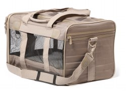 Sherpa - Original Deluxe Pet Carrier - Gray Large