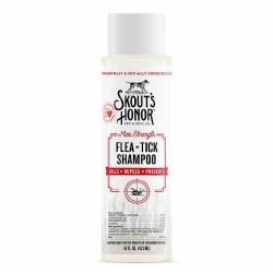 Skout's Honor - Dog - Flea + Tick Shampoo - 16 oz
