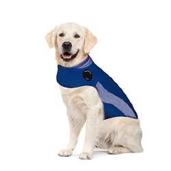 ThunderWorks - ThunderShirt Anxiety Jacket - Blue Polo - XL
