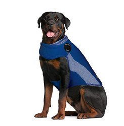 ThunderWorks - ThunderShirt Anxiety Jacket - Blue Polo - XXL