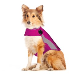ThunderWorks - ThunderShirt Anxiety Jacket - Pink Polo - Large