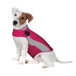 ThunderWorks - ThunderShirt Anxiety Jacket - Pink Polo - Small