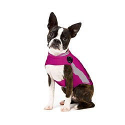 ThunderWorks - ThunderShirt Anxiety Jacket - Pink Polo - XS
