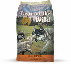 Taste of the Wild - High Prairie Puppy - Dry Dog Food - 15 lb