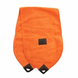 Tall Tails - Pocket Towel - Orange Bone