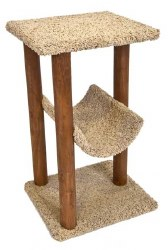 Ware - Scratch and Lounge - Wood