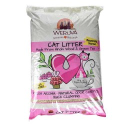 Weruva - It's a Tea Potty! Cat Litter - 11.7 lb
