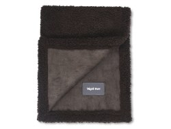 West Paw - Big Sky Blanket - Chocolate - Medium