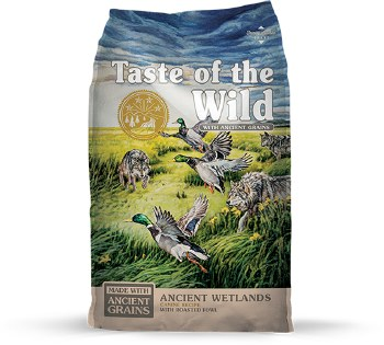 Taste of the Wild - Ancient Wetlands - Dry Dog Food - 28 lb