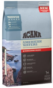 Acana Regionals - American Waters + Wholesome Grains - Dry Dog Food - 22.5 lbs