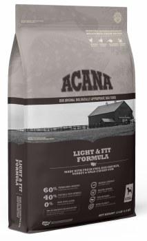 Acana - Light & Fit - Dry Dog Food - 4.5 lb
