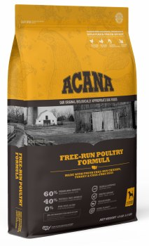 Acana - Free-Run Poultry - Dry Dog Food - 12 oz