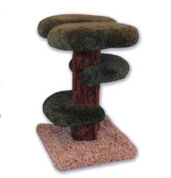 Beatrise - Cat Furniture - Paw Paw Tree - 2'