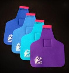 Cat Goods - Cat Bib - Purple - Large