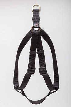 Cetacea - Step-In Harness - Black - XS