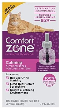 Comfort Zone - Cat Calming Diffuser Refill - 48 ml