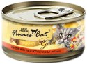 Fussie Cat - Chicken with Sweet Potato - Canned Cat Food - 2.8 oz
