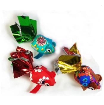 Goli Design - Cat Toy - Crink-a-Fish