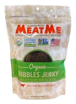 Ayrshire Farm - Meat Me - Beef - Bibbles Jerky - 4 oz