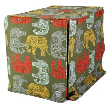 Molly Mutt - Crate Cover - Elephant Parade - Small