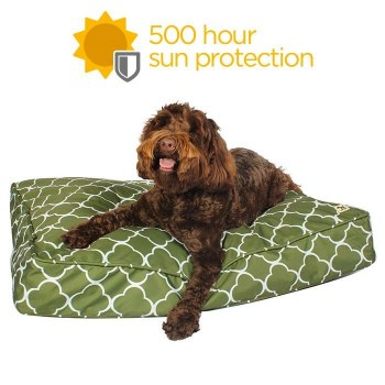 Molly Mutt - Outdoor Duvet Cover - Dew in the Grass - Rectangle - Small