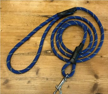 Mountain Dog - Mighty Mini Clip Leash - 6 ft