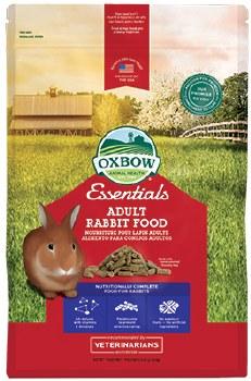 Oxbow Essentials - Adult Rabbit Food - 10 lb