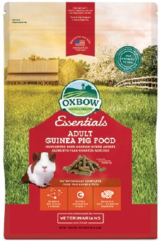 Oxbow Essentials - Adult Guinea Pig Food - 5 lb