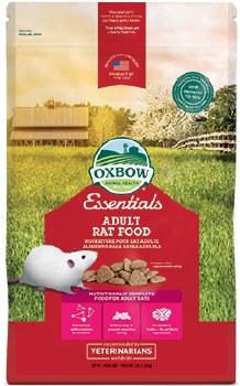 Oxbow Essentials - Adult Rat Food - 20 lb