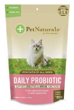 Pet Naturals - Cat Daily Probiotic - 30 ct