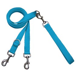 2 Hounds - Euro Leash - Turquoise