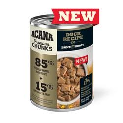 Acana - Duck Recipe - Canned Dog Food - 12.8 oz