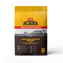 Acana - Free-Run Poultry + Wholesome Grains - Dry Dog Food - 11.5 lbs