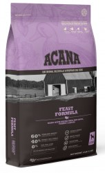 Acana Heritage - Feast - Dry Dog Food - 4.5 lb