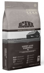 Acana Heritage - Light & Fit - Dry Dog Food - 25 lb