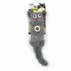 All For Paws - Cat Toy - Catzilla - Crinkle Cuddler