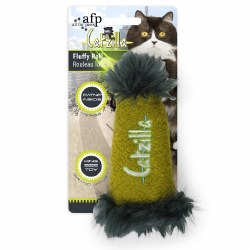 All For Paws - Cat Toy - Catzilla - Fluffy Roll