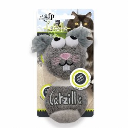 All For Paws - Cat Toy - Catzilla - Mouse Ball