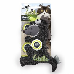 All For Paws - Cat Toy - Mousezilla