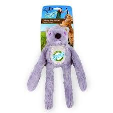 All For Paws - Dog Toy - Crackling Bones - Squirrel