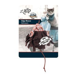 All For Paws - Cat Toy - Vintage - Edgy Mouse