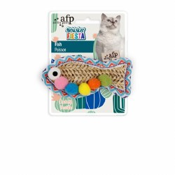 All For Paws - Cat Toy - Whisker Fiesta - Fish