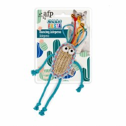 All For Paws - Cat Toy - Whisker Fiesta - Dancing Jalapeno