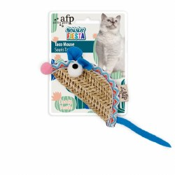 All For Paws - Cat Toy - Whisker Fiesta - Taco Mouse