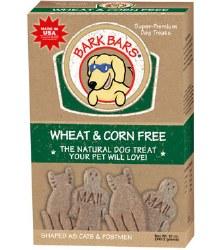 Bark Bars - Dog Treats - Wheat and Corn Free - 12 oz