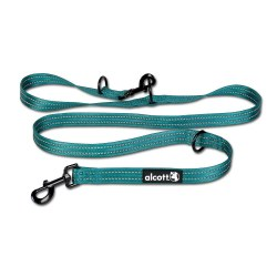 Alcott - Adjustable Leash - Blue - Large